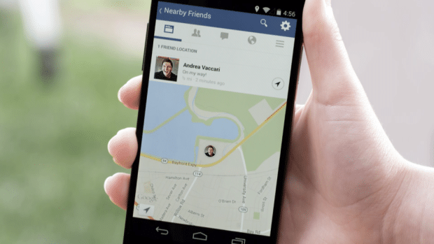 Facebook Launches Nearby Friends app to help you catch up