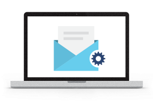 How to configure an E-mail account