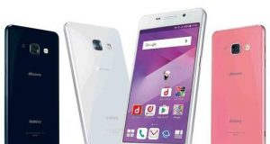 Samsung Launches Galaxy Feel in Japan
