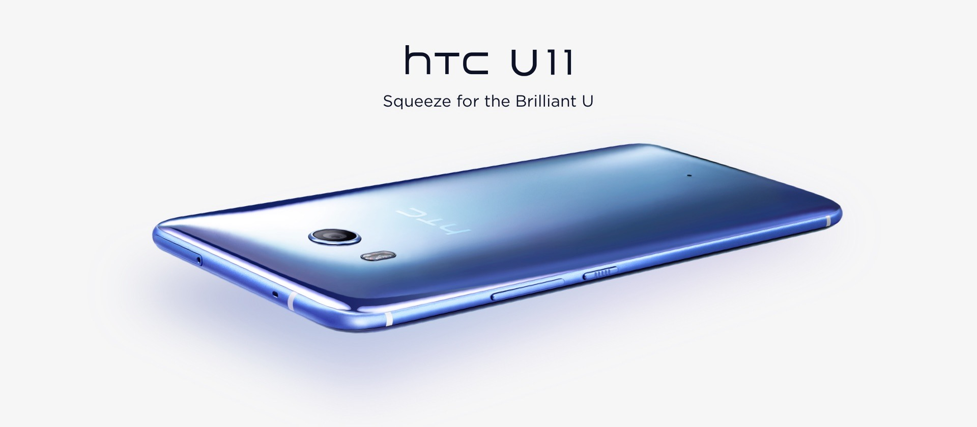 HTC U11 officially launched in India for Rs. 51990