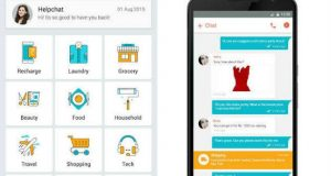 Helpchat launches its mobile app to make chat-assistance even more personal