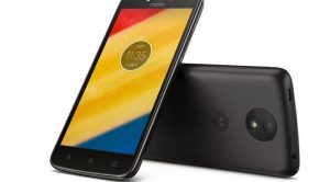 Moto C Plus smartphone launched in India for Rs. 6999