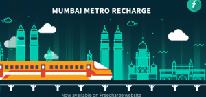 Now Mumbai metro commuters can recharge smart card using FreeCharge