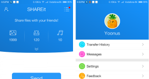 SHAREit introduces four new interesting features designed for Indian consumers