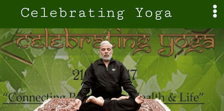 Celebrating Yoga App launched to encourage people for scientifically healthy living