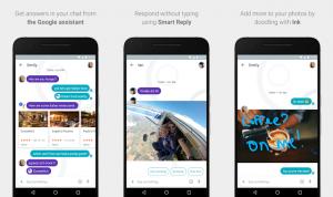 Google Allo crosses 5 million downloads on Play Store
