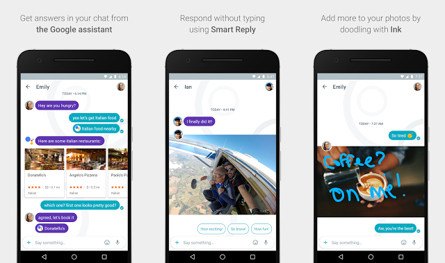 Google Allo crosses 5 million downloads on Play Store