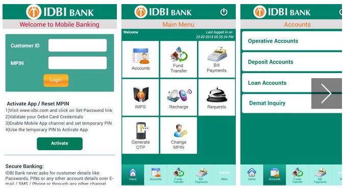 IDBI Bank launches Mobile Banking App to extend uninterrupted service