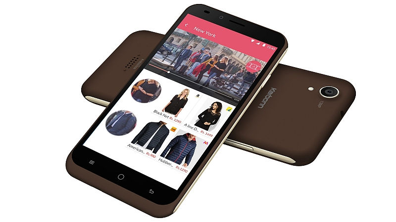 Karbonn launches Aura Note 2 with artificial Intelligence based fashion app for Rs. 6,490