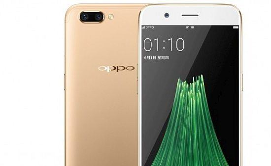 Oppo R11 Plus with 6-Inch display and 4000mAh battery launched in China