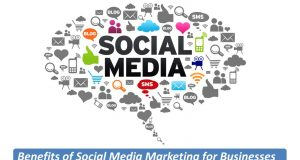 Benefits of Social Media Marketing for businesses