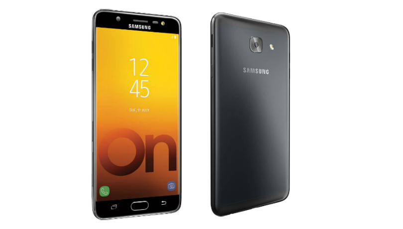 Samsung launches Galaxy On Max in India exclusively via Flipkart