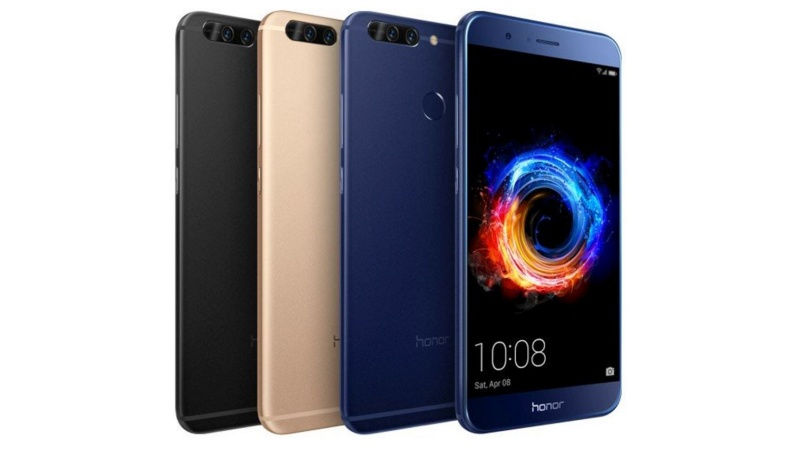 Honor 8 Pro with 6GB RAM launched in India at Rs 29,999
