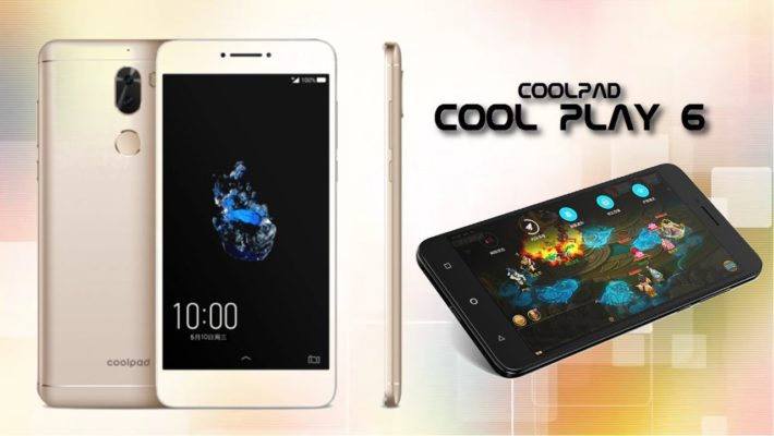 Coolpad Cool Play 6 with 6GB RAM and dual camera setup launched in India