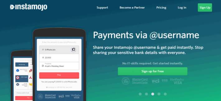 Instamojo gets undisclosed pre-series B fund from Japanese payments firm Anypay