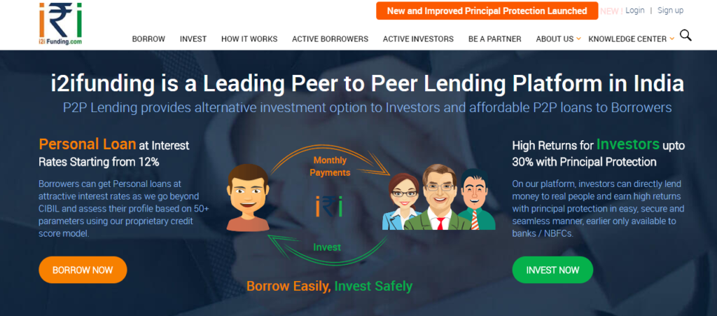 P2P lending platformi2iFundingaims to disburse Rs. 200 Crores over the next 2 years
