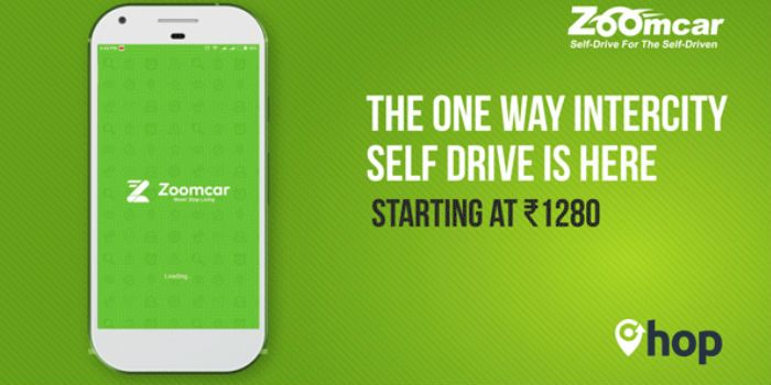Zoomcar launches one-way intercity self-drive service