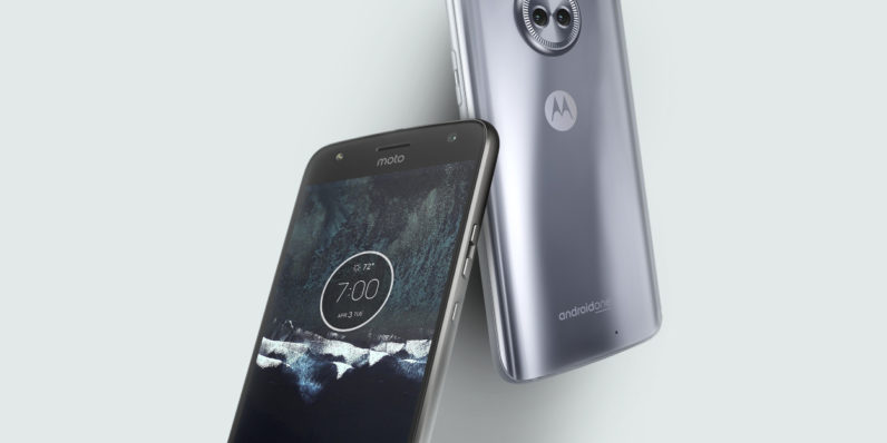 Moto X4 Android One edition announced by Google in the US