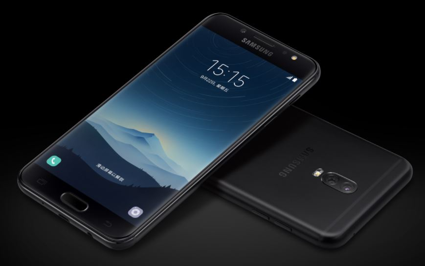 Samsung Galaxy C8 Launched in China, features facial recognition and dual camera setup