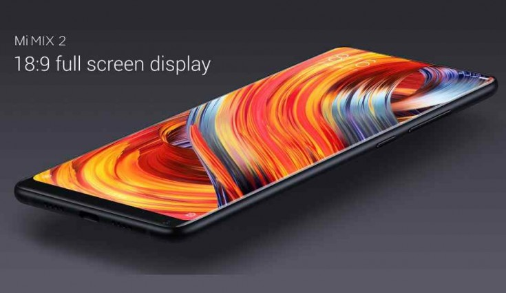 Xiaomi Mi MIX 2 with 5.99-inch bezel-less display, Snapdragon 835 SoC launched: specifications, pricing and more