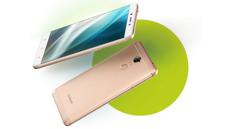Coolpad Note 5 Lite C with a fingerprint sensor and Android Nougat launched at Rs 7,777