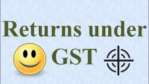 how to file gst online