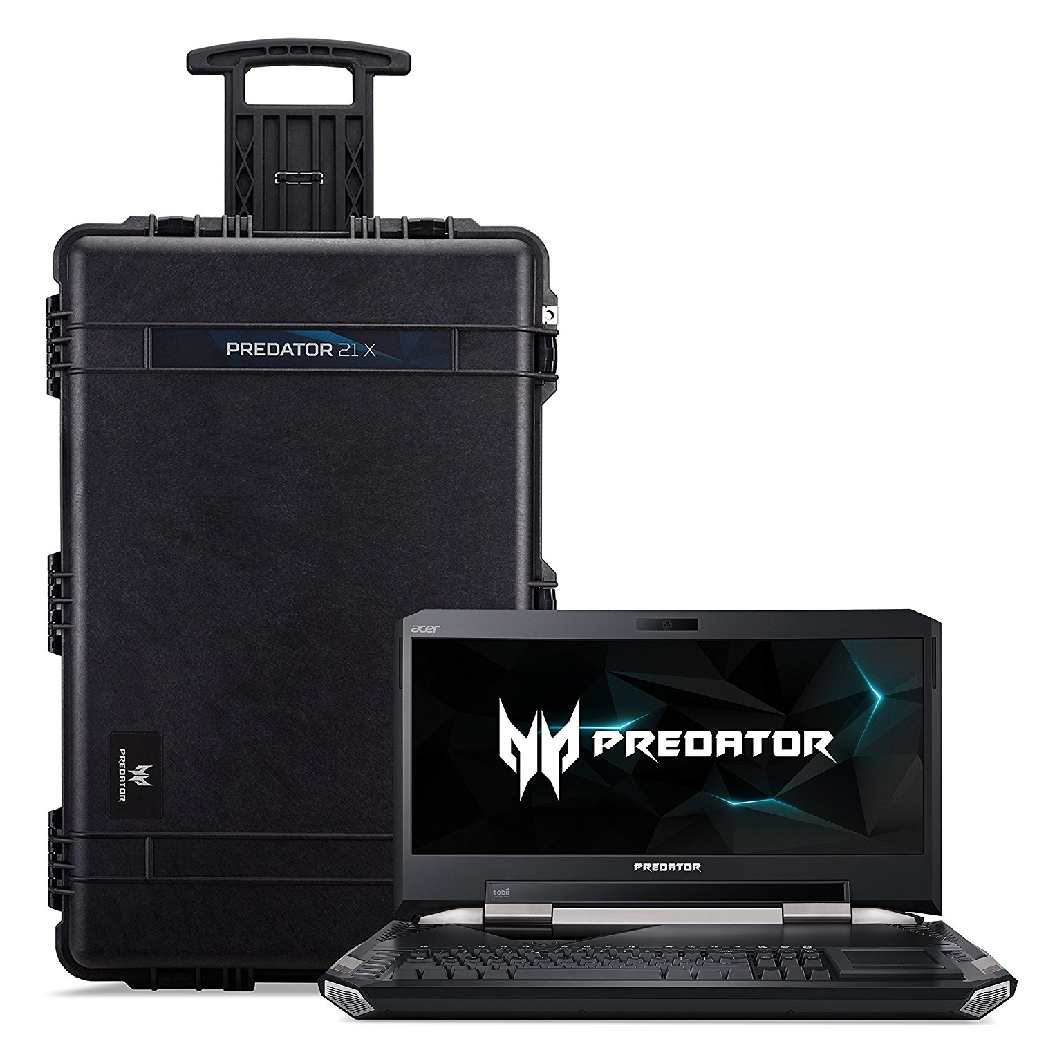 Acer Predator 21X curved screen gaming laptop to hit Indian market