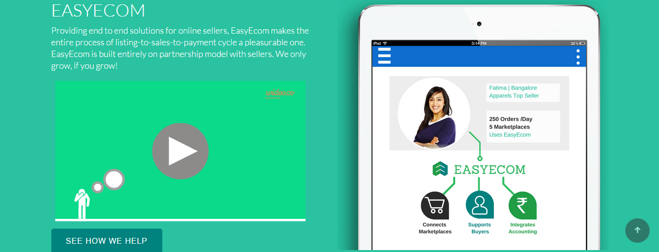 E-commerce enabler EasyEcom raises $150K in angel funding