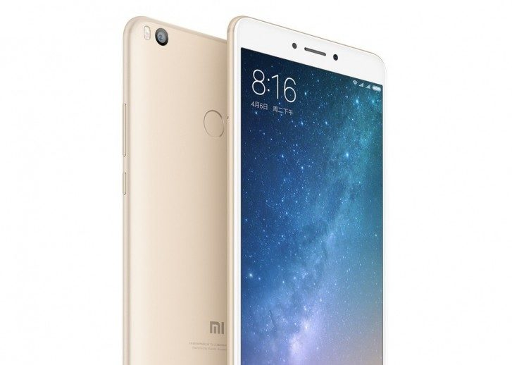 Xiaomi Mi Max 3 rumoured to have a 7-inch display screen with...