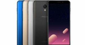 Meizu M6s with 5.7-inch full-screen display and Exynos 7872 SoC launched