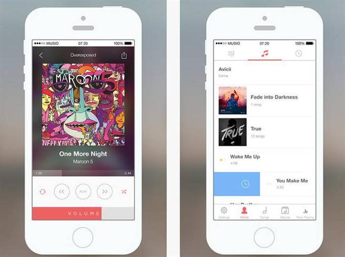 best free music players for iphone