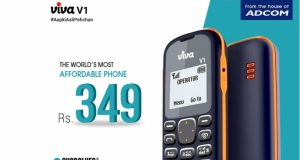 Feature phone Viva V1 launched in India, cost just Rs 349