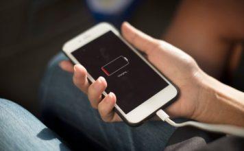 iphone battery dies fast