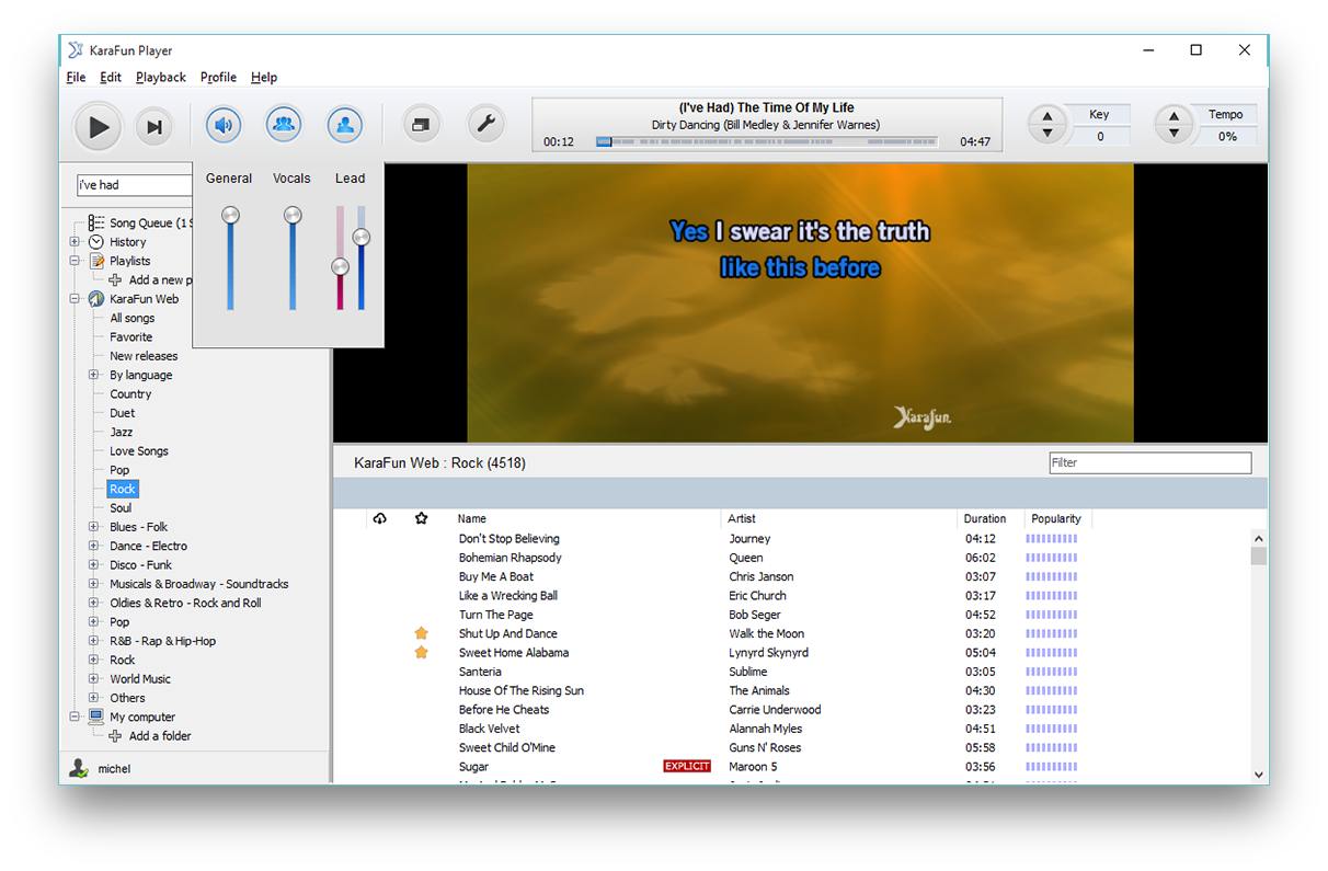 best free karaoke software for Windows