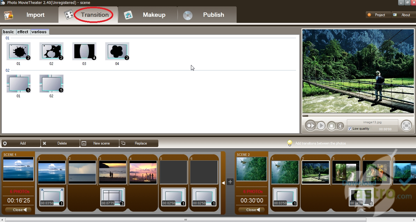 best free slideshow makers with music