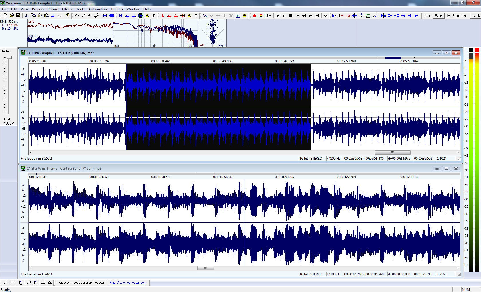 best free audio editing software