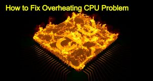 cpu overheating fix