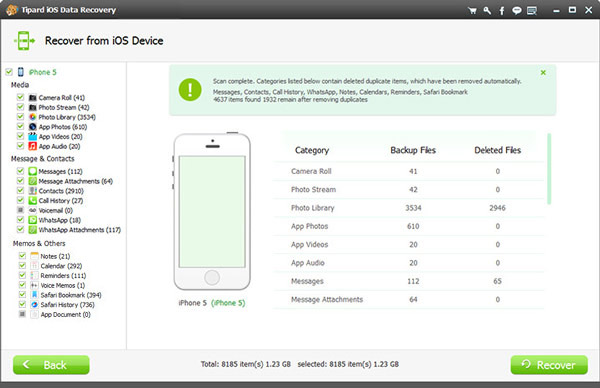Tenorshare Iphone 6 Data Recovery Download inside Tenorshare Iphone Data Recovery Review - Iphone