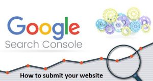 How to submit your website to Google Search Console