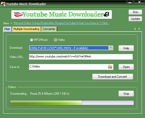 best free youtube downloaders