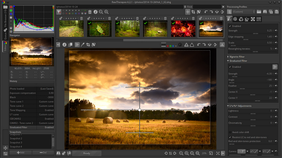 best free photo editors for Windows