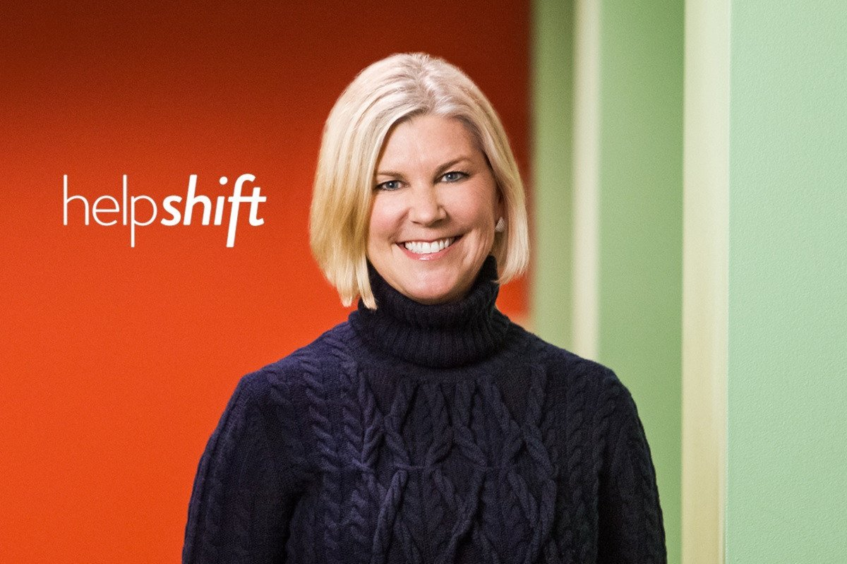 Helpshift names former salesforce veteran Linda Crawford as CEO