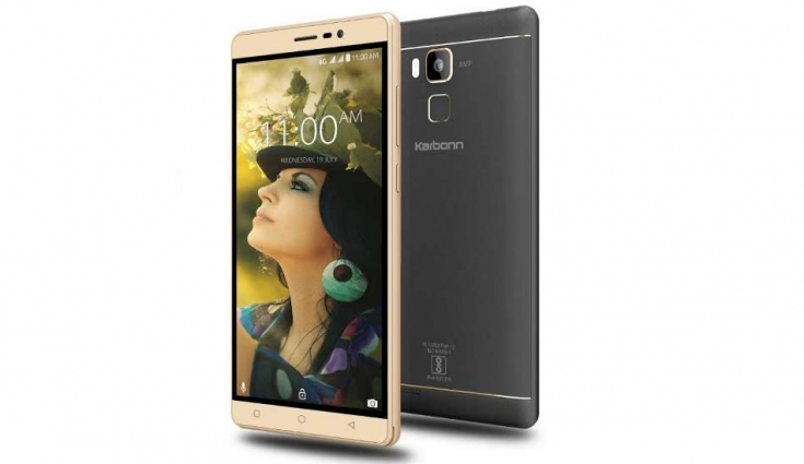 Karbonn launches Aura Note Play smartphone for Rs 7590