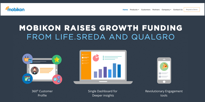Mobikon raises 7m in Series B round from Sistema Fund, C31 Ventures, Qualgro