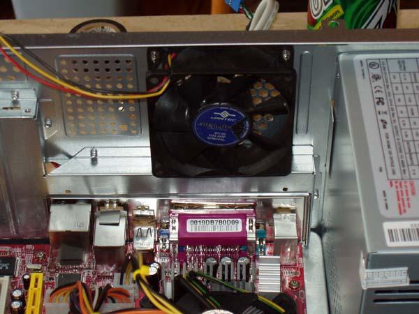 cpu overheating fix