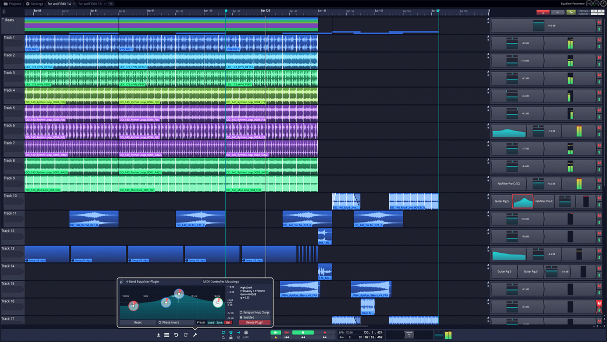 best daw for windows and mac