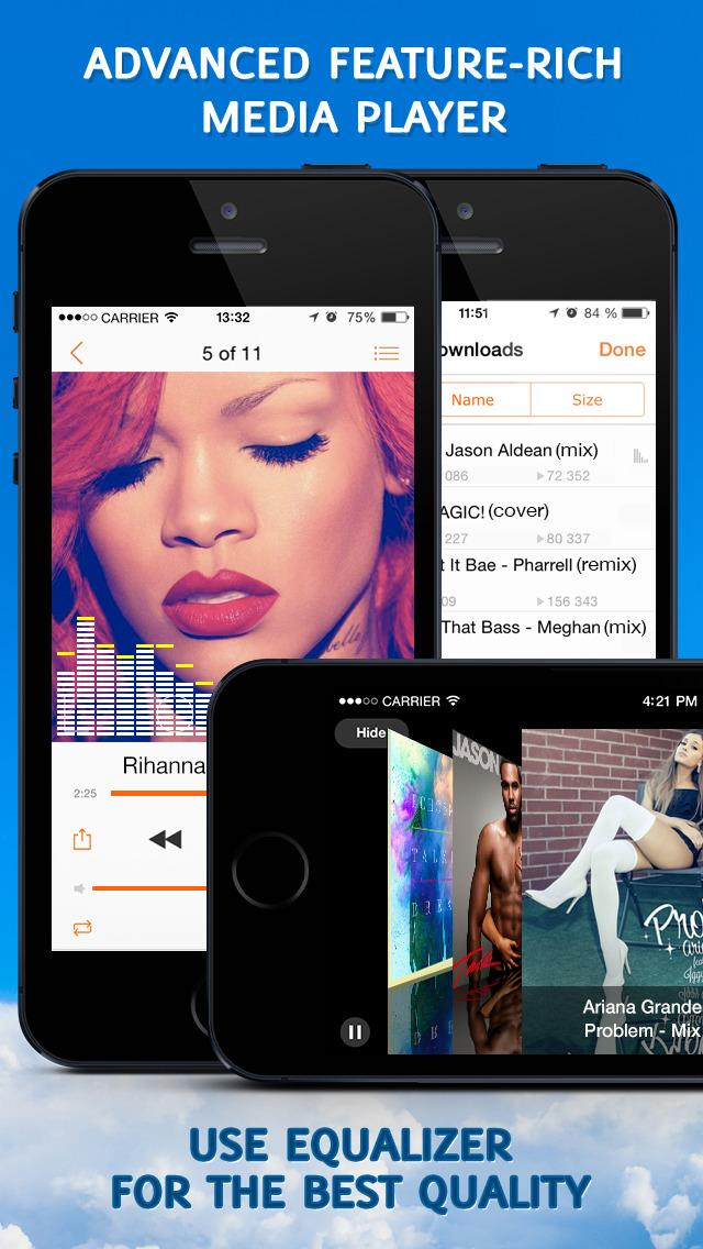 best apps to download free music on iphone