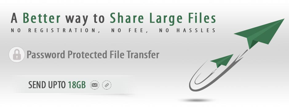 best ways to send large files