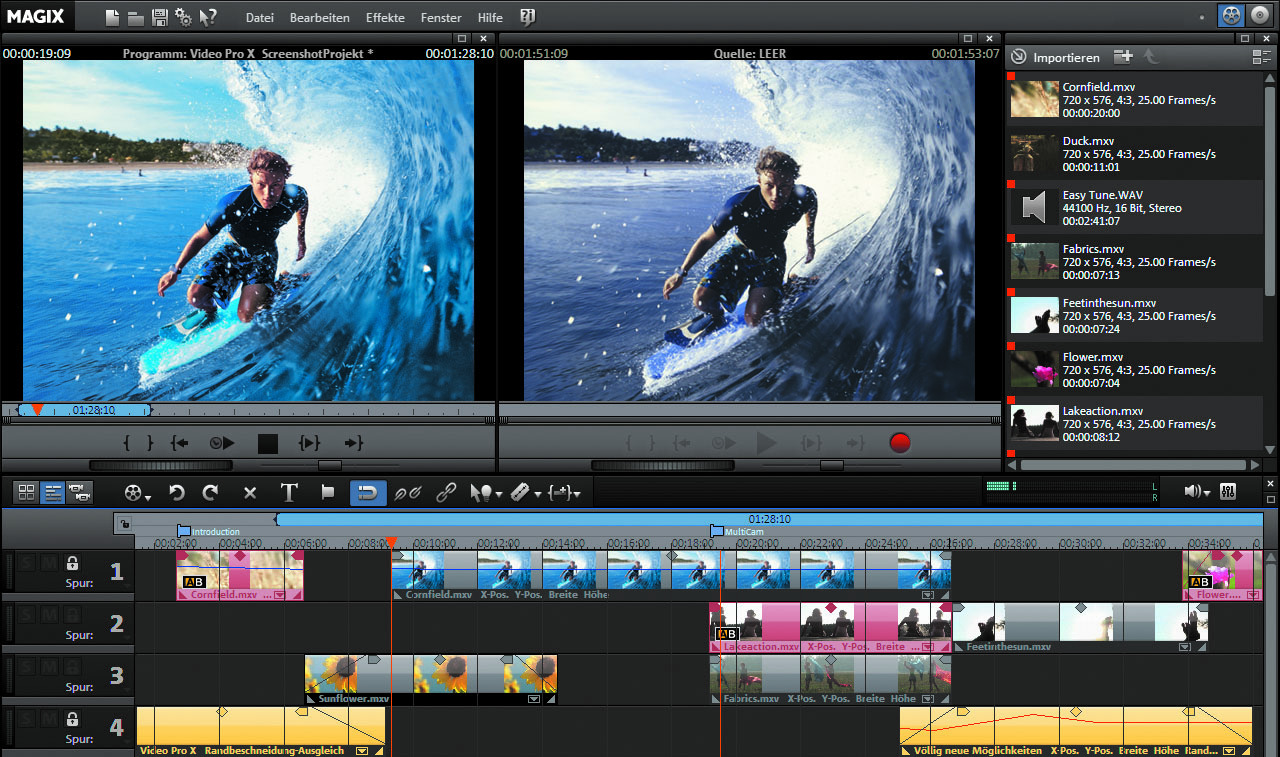 10 Best Free Video Editing Software For Windows 7 8 10