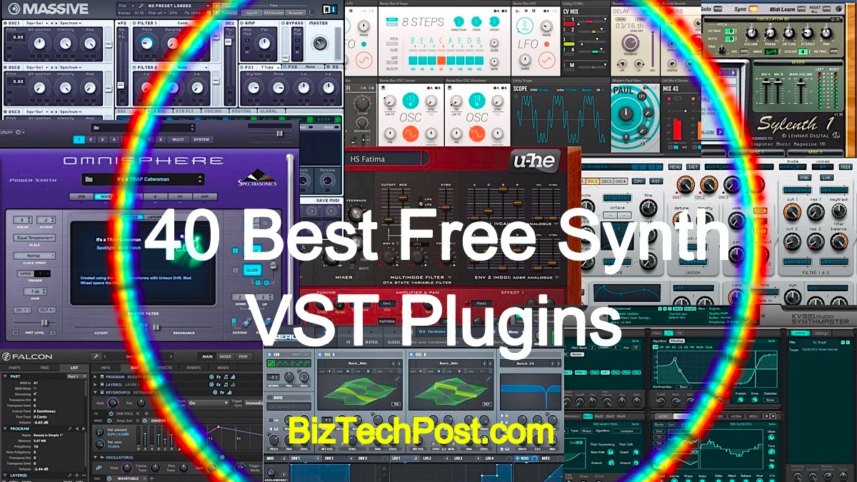 40 Best Synth VST Plugins in 2019 that are FREE (With